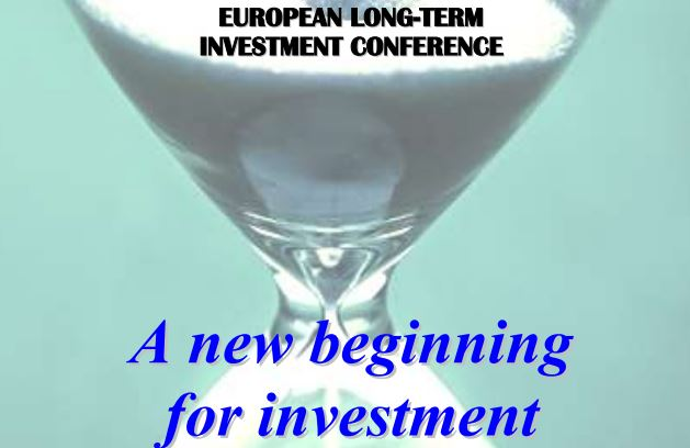 European Long term Investment Conference A new beginning