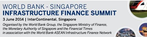 WorldBankSingaporeInfrastructureFinanceSummit2